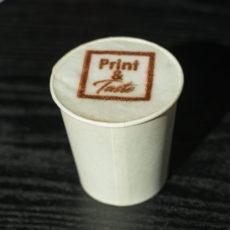 Kávé nyomtatás